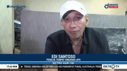 Pemilik Lipss Mengaku tak Tahu Insiden Penembakan Kader Gerindra