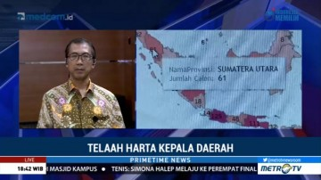 KPK: Baru 1.147 Calon Kepala Daerah Serahkan LHKPN