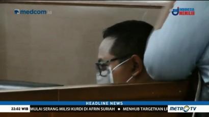 Mantan Dirut PT IBU Divonis 1 Tahun 4 Bulan Penjara