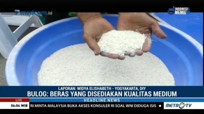Kualitas Dianggap Rendah, Operasi Pasar di Banjarnegara Sepi Pembeli