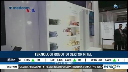 Robot-robot Canggih untuk Industri Ritel
