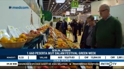 Berburu Makanan di Festival Internasional Green Week 2018