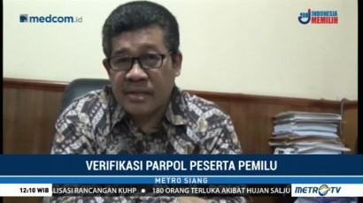 KPU Sulsel Tunggu Instruksi Pusat untuk Verifikasi Parpol