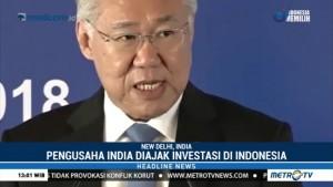 Mendag Mulai Misi Dagang Indonesia di Asia