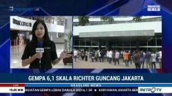 Usai Gempa, Aktivitas di Gedung Nusantara III DPR Kembali Normal