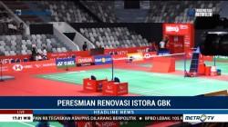 Jokowi akan Resmikan Istora Senayan