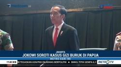 Presiden Instruksikan TNI-Polri Bentuk Satgas Pangan Atasi Gizi Buruk di Papua