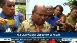 Gubernur Papua: Suku Asmat tak Bisa Direlokasi