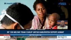 Gubernur Papua: Rp100 Miliar/Tahun tidak Cukup untuk Kabupaten Asmat