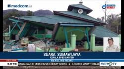 Panggarangan Wilayah Terparah Terdampak Gempa Banten