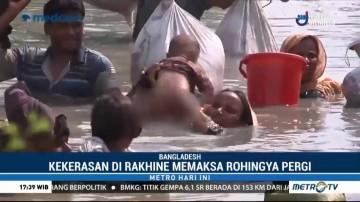 Kisah Pilu Pengungsi Rohingya