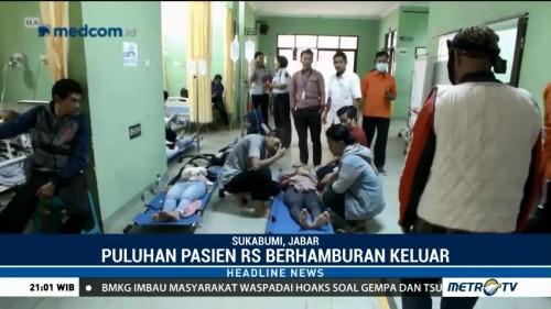 Karyawan Pabrik <i>Shock</i> Hingga Pingsan Akibat Gempa