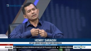 Jokowi Diminta Realisasikan Janji Tanah untuk Pertanian