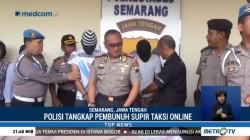 Dua Pelajar Pembunuh Sopir Taksi Online di Semarang Ditangkap