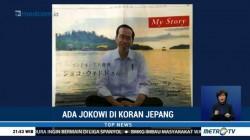 Ada Jokowi di Koran Jepang