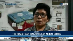 Gempa Banten, Serang Mengalami Kerusakan Paling Parah