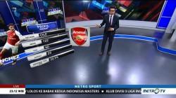 Statistik Manis Alexis Sanchez Bersama Arsenal