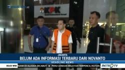 Setya Novanto Bungkam Usai Diperiksa