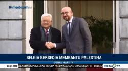 Belgia Sumbang 19 Juta Euro untuk Palestina