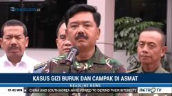 TNI dan Polri Bentuk Satgas Tangani Wabah Penyakit di Papua