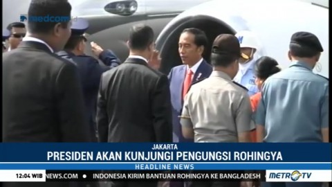 Jokowi akan Kunjungi Lima Negara Asia Selatan