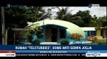 Menengok Rumah Tahan Gempa di Desa Teletubbies