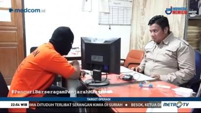 Pencuri Berseragam Penjarah Masjid (3)