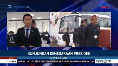 Jokowi Hadiri KTT ke-25 ASEAN-India