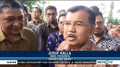 JK Maklumi Penunjukan Jenderal Polri jadi Plt Gubernur