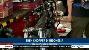 Tren Chopper di Indonesia (3)