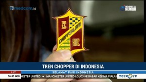 Tren Chopper di Indonesia (4)