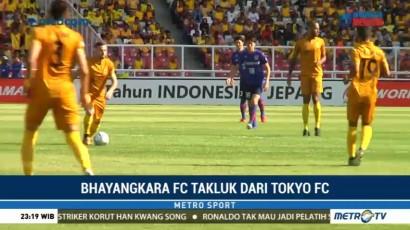 Bhayangkara FC Takluk 2-4 dari FC Tokyo
