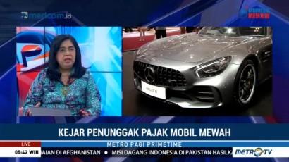 Mengejar Penunggak Pajak Mobil Mewah