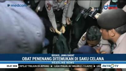 Puluhan Remaja Terjaring dalam Razia Balap Liar di Bekasi