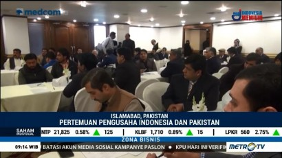 Misi Dagang Indonesia ke Pakistan