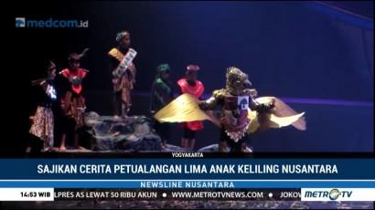 Pagelaran Drama Musikal Sang Garuda