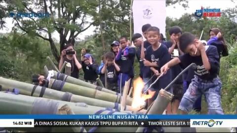 Festival Mainan Anak Tradisional Budaya Sunda