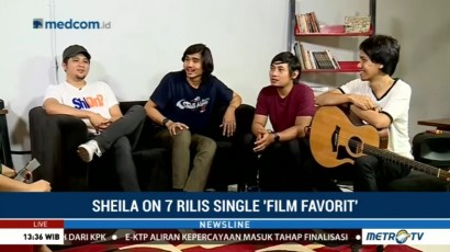 Di Balik Single 'Film Favorit' Sheila on 7 (2)