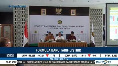 Kementerian ESDM akan Masukan Harga Batubara menjadi Penentu Tarif Listrik