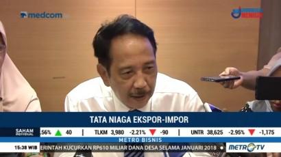 Pemerintah akan Luncurkan Paket Kebijakan Tata Niaga Ekspor-Impor