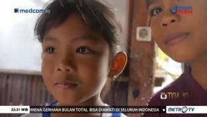 Anak Bantar Gebang Merangkai Masa Depan