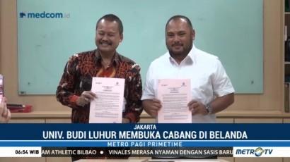 Media Group Jalin Kerja Sama dengan Universitas Budi Luhur