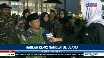 Peringatan Harlah ke-92 NU Digelar di Jakarta Barat