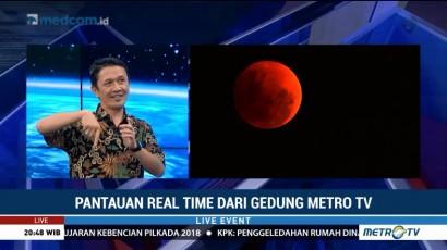 BMKG: Super Blue Blood Moon Tak Picu Gelombang Tinggi