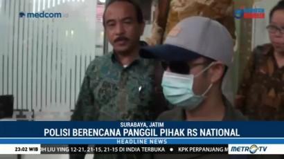 Polisi akan Panggil Pihak RS National Hospital Terkait Pelecehan Calon Perawat
