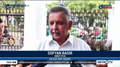 Sofyan Basir Minta Harga Khusus Batu Bara untuk PLN