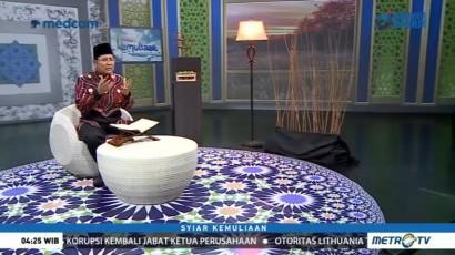 Syiar Kemuliaan: Memakmurkan Masjid (3)