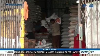 Pedagang Keluhkan Kualitas Beras dari Operasi Pasar