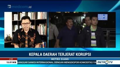 Lagi, Kepala Daerah Terjerat Korupsi