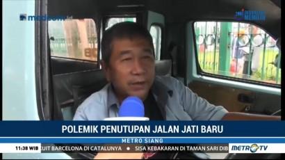 Jalan Jatibaru Dibuka, Ini Kata Sopir Angkot